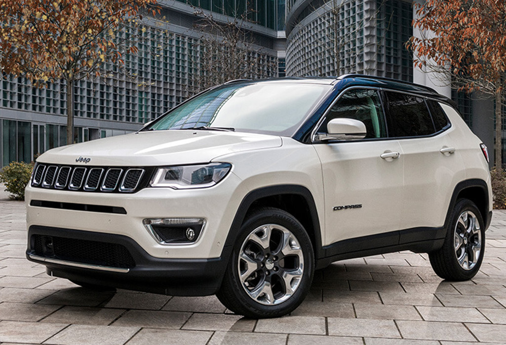 Jeep Compass Overview Banner