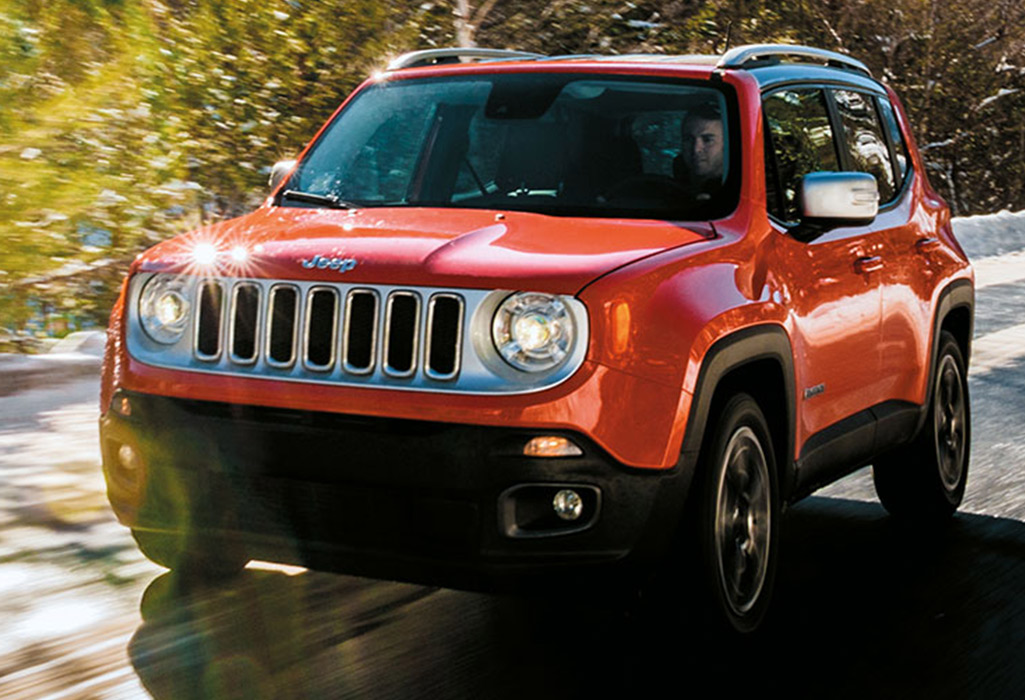 Jeep Renegade Overview Banner