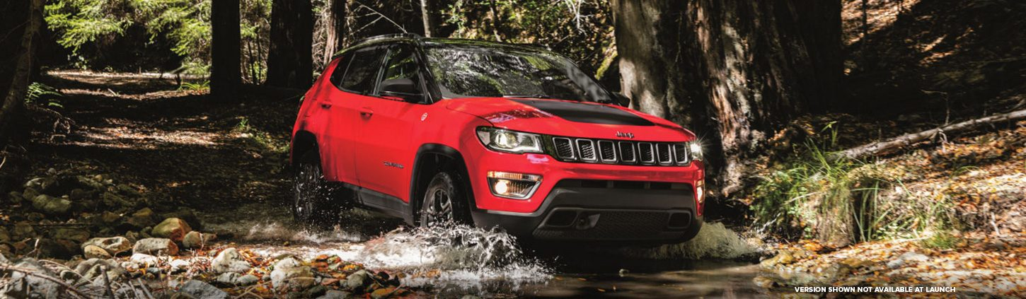 The Jeep Compass Capability
