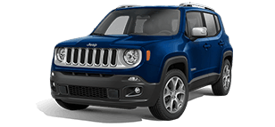 The Jeep Renegade Limited