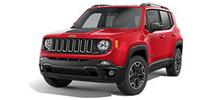 The Jeep Renegade Trailhawk