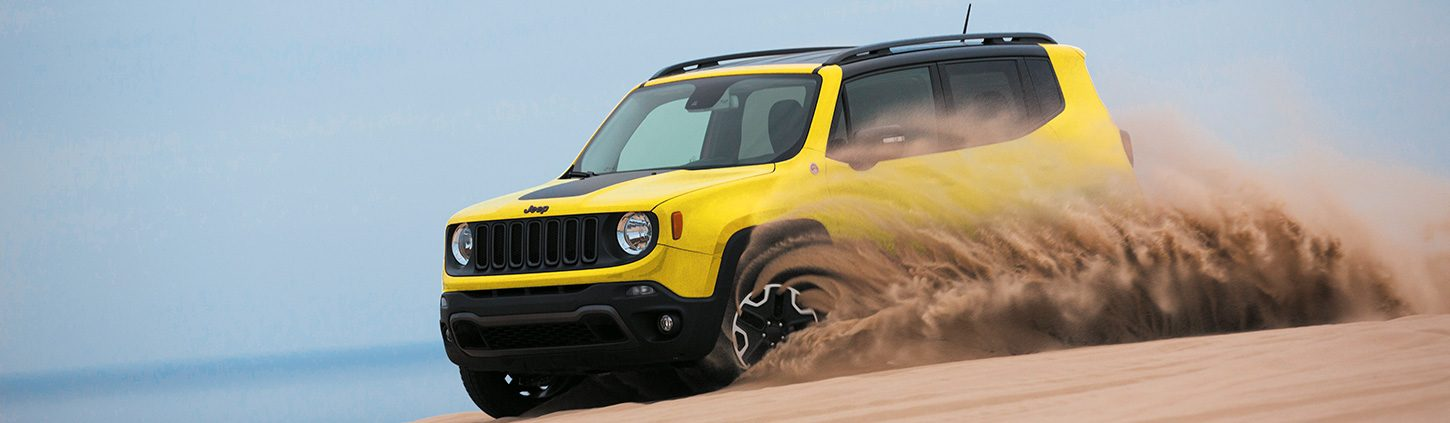 The Jeep Renegade Capability