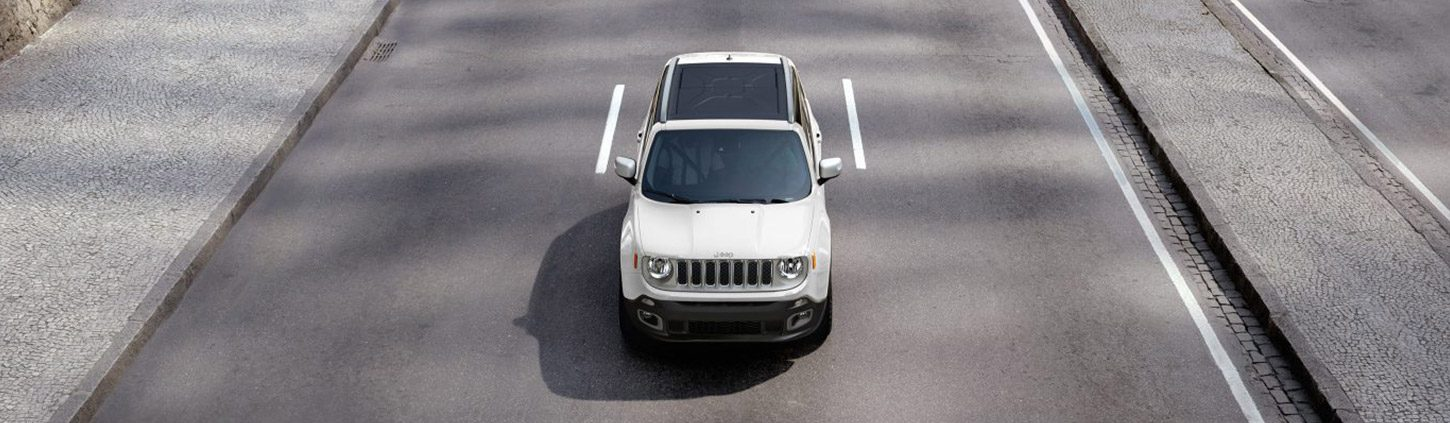 The Jeep Renegade Safety